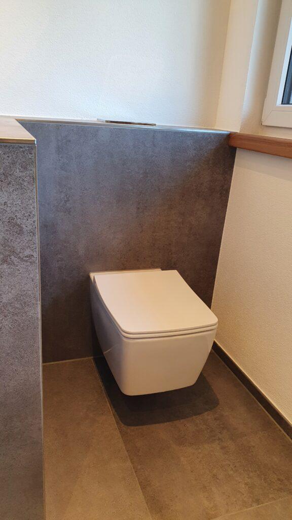 WC, Dachgeschoss, Bad, Widmann, Markdorf
